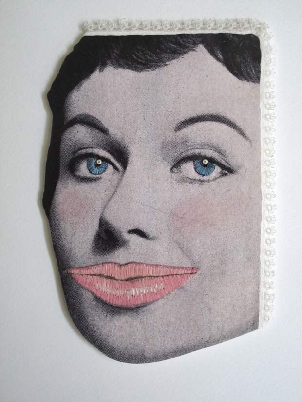 Вышивка Valerie Knapp