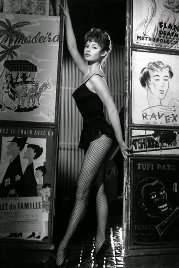 Бриджит Бардо и балет