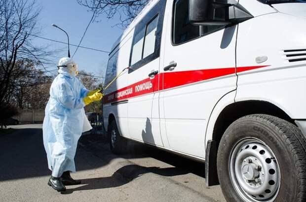 Несмотря на прирост абсоютных цифр, число госпитализаций с коронавирусом в Москве снижается