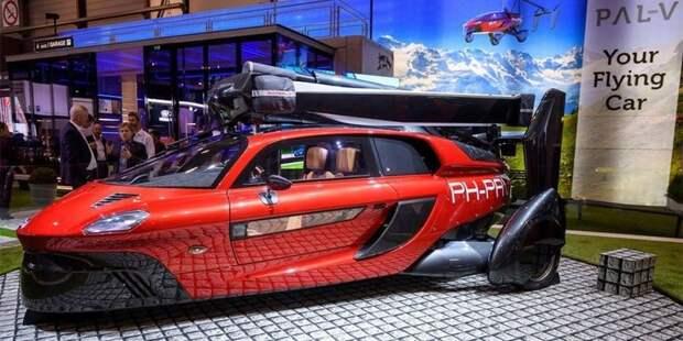 Летающие автомобили: будущее мирового автопрома или привилегия миллионеров
