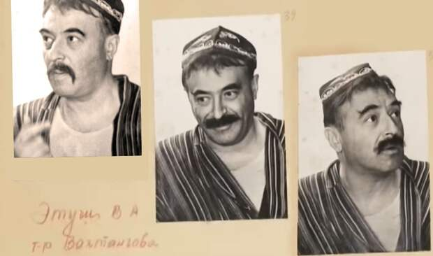Несыгранные роли известных актёров. Фотопробы