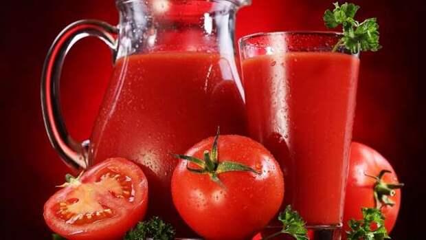 Что может случиться с организмом если каждый день пить томатный сок?