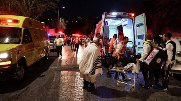 Естьли россияне среди пострадавших отобрушения всинагоге под Иерусалимом?