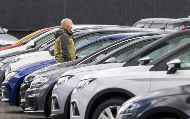 Автомобильный рынок в апреле вырос на 290,4% по сравнению с прошлым годом