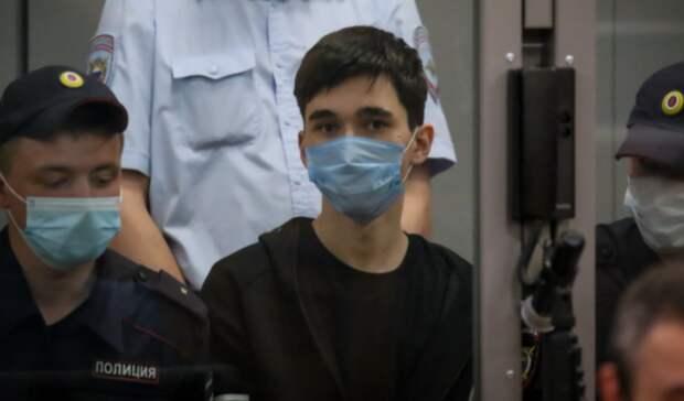 Убивший девять человек в казанской школе Ильназ Галявиев звал сокурсника в секту