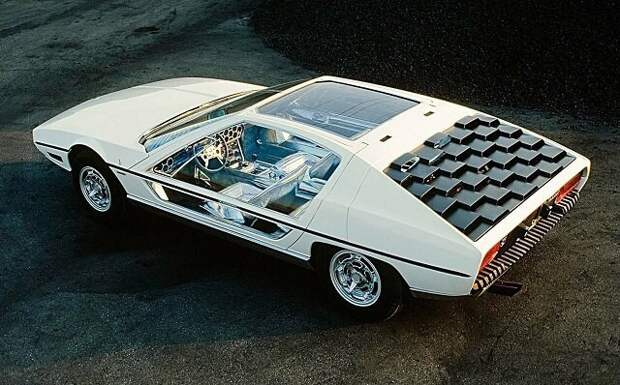 Lamborghini Marzal - 1967 авто, история, факты