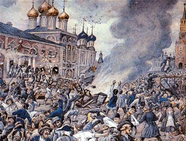 Готовится революция— эпидемиолог оценил обязательную вакцинацию в Москве
