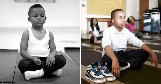 Эта школа заменила наказания медитациями. Результаты превзошли все ожидания