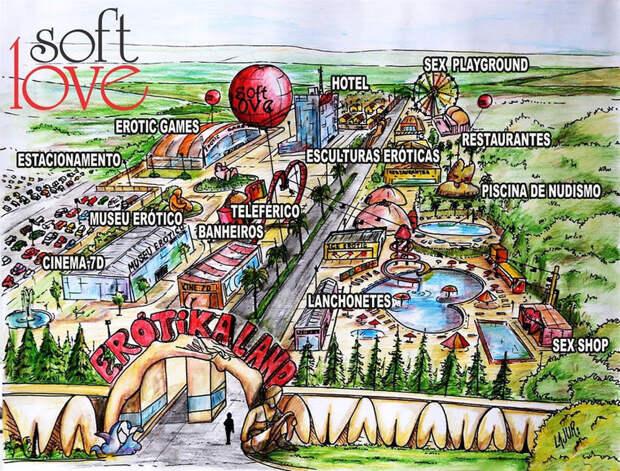 5 парков развлечений, в которые детям вход запрещен
