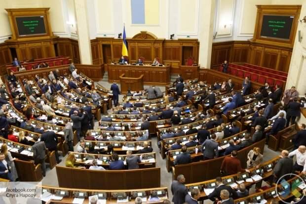 Украина продлила закон об особом статусе Донбасса