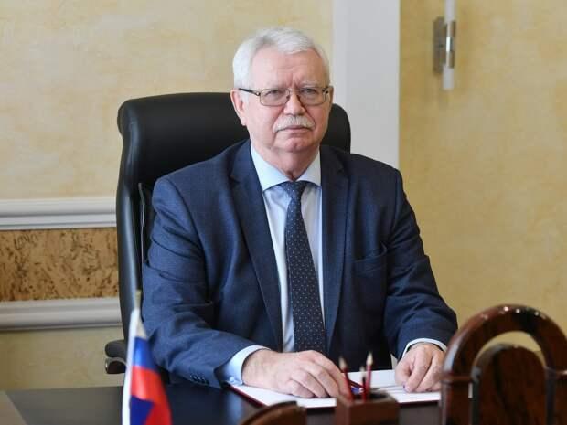 Вениамин Соломенников возглавит ЦИК Удмуртии