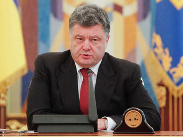 Петр Порошенко: Украина рассчитывает на военно-техническую помощь мирового сообщества