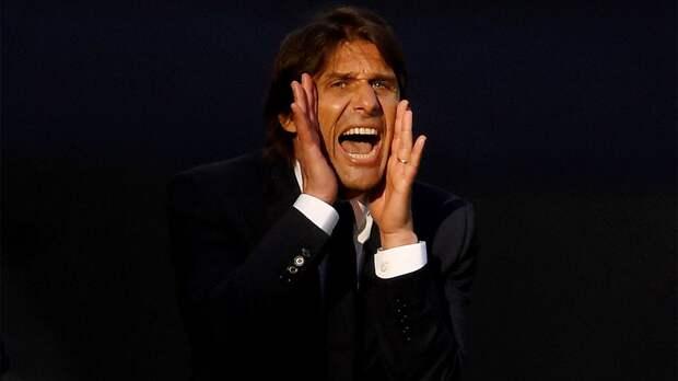Конте вышел на 5-е место в истории Серии А по числу чемпионств среди тренеров