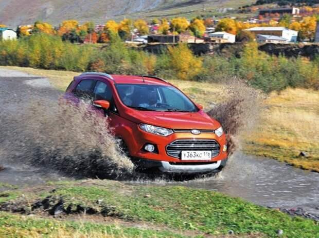 Ford разогнал цены на ряд моделей почти в 1,6 раза