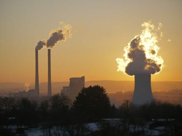 В Рязань снова зафиксировали выброс формальдегида в атмосферу