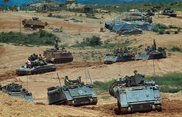 M113. Самый массовый бронетранспортёр в истории
