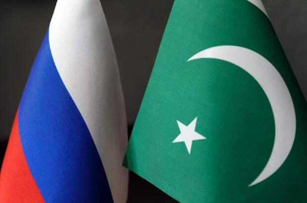 Россия подписала соглашение с Пакистаном о строительстве газопровода