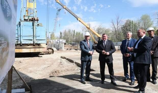 Бочаров озвучил планы по строительству школ