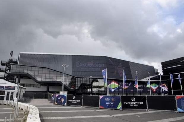 В Роттердаме стартовал международный конкурс «Евровидение»
