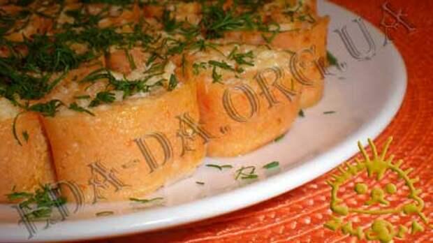 Кулинарные рецепты блюд с фото - Закусочные томатные блинчики с печенью трески. Нажать для увеличения.