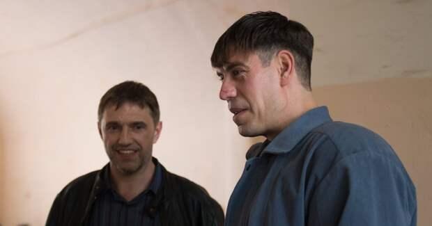 Вдовиченков и Дюжев воссоединились на съемках сериала