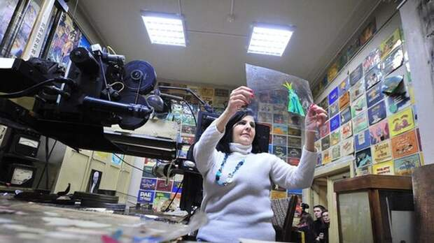 В Москве стартовал приём заявок на участие в международном фестивале анимации