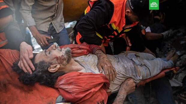 В Израиле назвали число погибших и пострадавших при ракетных обстрелах из Газы
