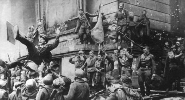 День Победы - праздник безусловный. Юлия Витязева