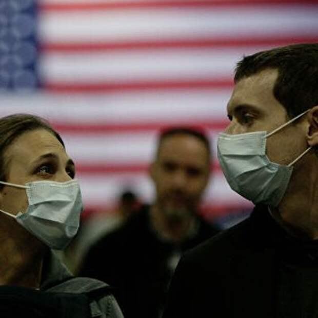 Количество умерших в результате коронавируса превысило в США 200 тысяч