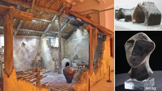 Неолитические жилища в Стара-Загоре(Болгария) – древнейшие в Европе