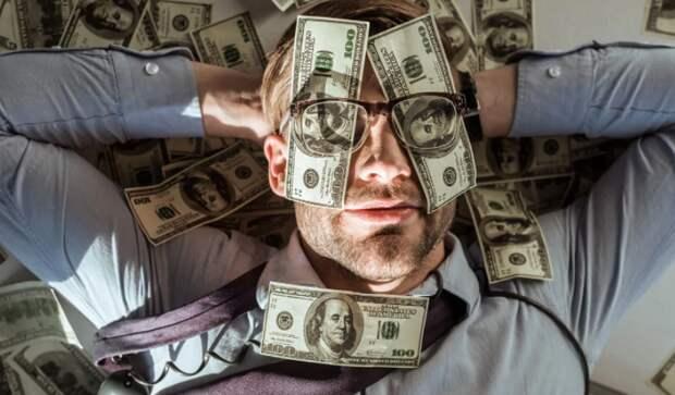 Для счастья россиянину нужно в 3 раза меньше денег, чем американцу