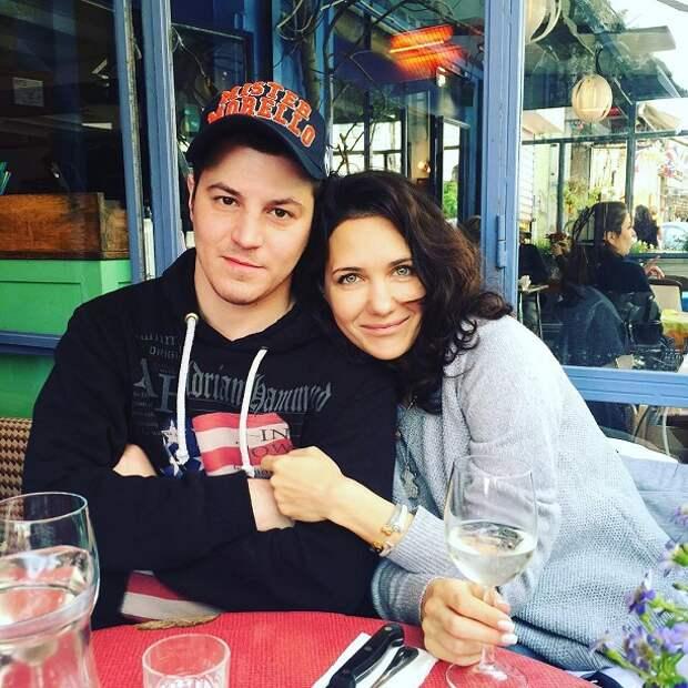 Екатерина Климова с мужем фото