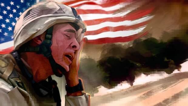 Это закат США: британцы разгневаны призывной кампанией Соединенных Штатов