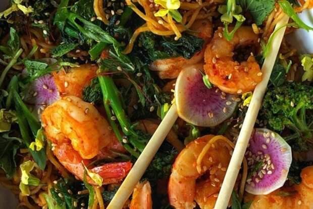 Рецепты корейских салатов с фото