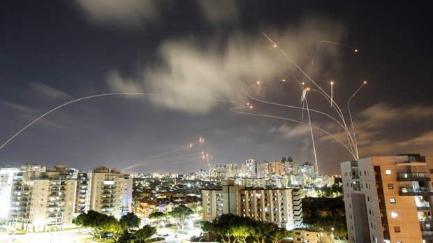 В Израиле назвали число выпущенных из сектора Газа ракет