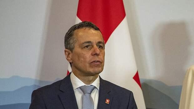 МИД Швейцарии указал на роль России в прекращении конфликта в Карабахе