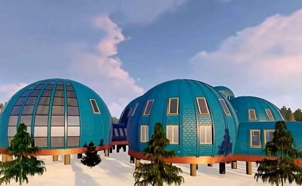 Россия построит «аналог МКС» в Арктике