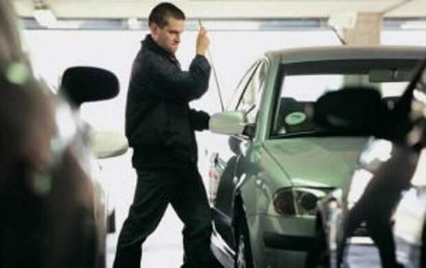 Выкуп угнанного авто