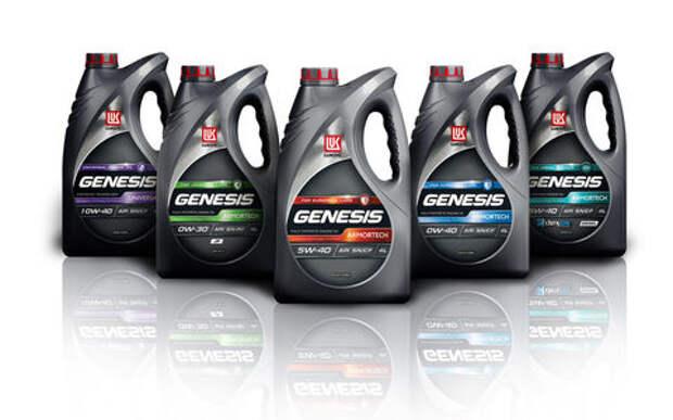 Обновление моторных масел Genesis: теперь 16 продуктов