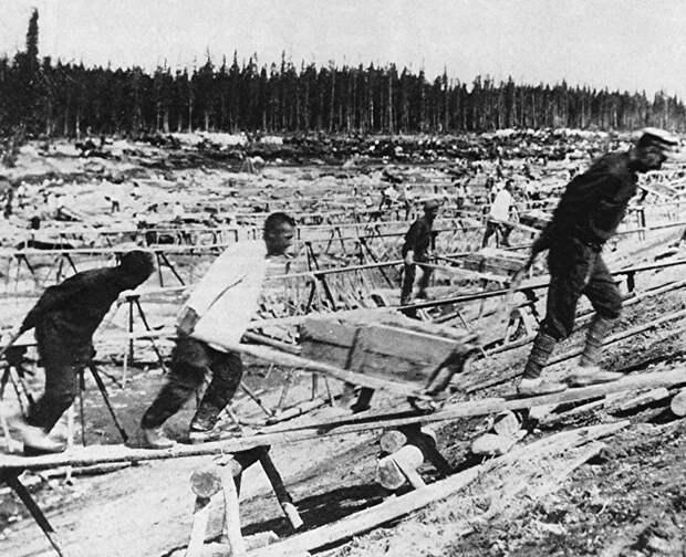 Карта ГУЛАГа: 8 самых страшных советских лагерей