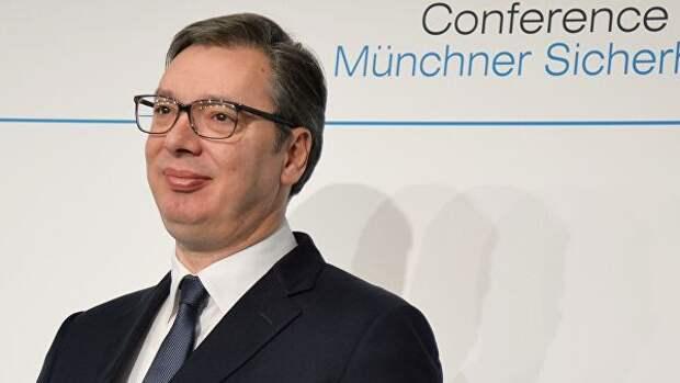 Кредит доверия. Партия Вучича получила большинство в парламенте Сербии