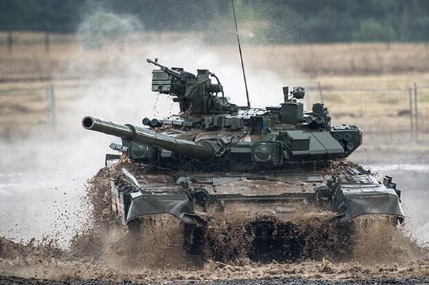 Иракские танкисты назвали еще одно преимущество Т-90С над Abrams