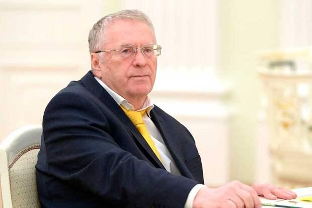 Жириновский сожалеет о том, что Германию не удалось уничтожить как государство
