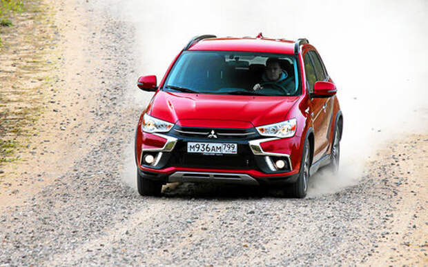 Обновленный Mitsubishi ASX в 7-ми вопросах и ответах