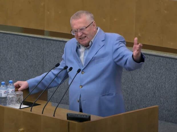 Жириновский предрек России «белорусский сценарий»: «Семимильными шагами идем»