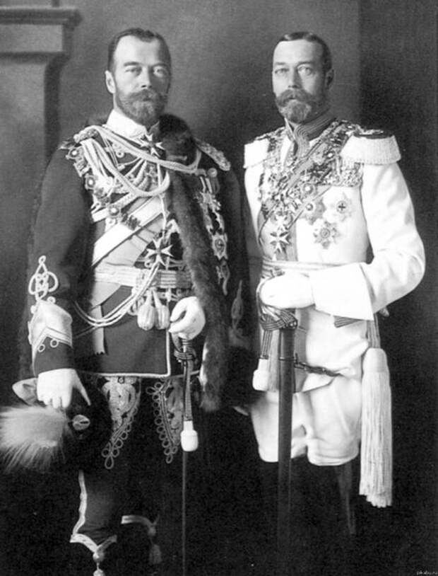 Фото с https://pikabu.ru/story/tsar_rossii_nikolay_ii_i_korol_anglii_georg_v__164088