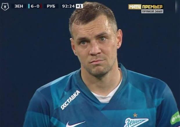 Сергей Семак в первом матче доверил защиту ворот Андрею Луневу. Выбор капитана не удивил