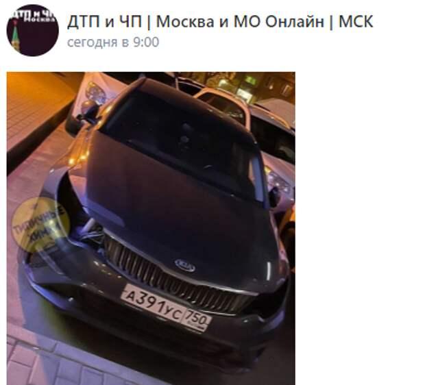 Серийный похититель автозапчастей озадачил жителей Куркина