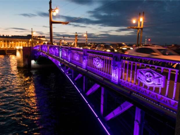 В Петербурге отменили разведение мостов