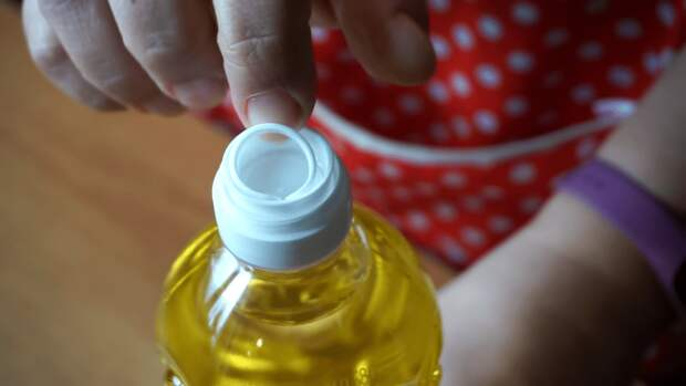 Крутой трюк с простой крышкой от растительного масла. Теперь её я открываю только так